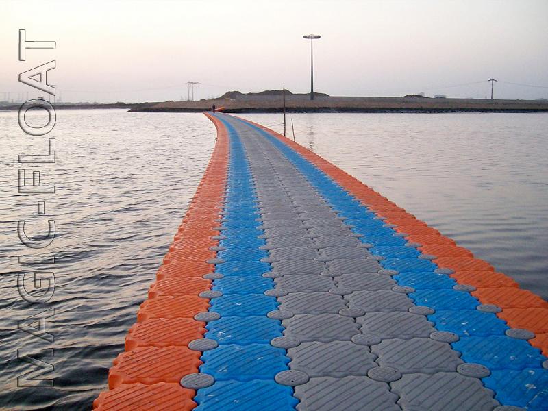 Мосты Magic Float