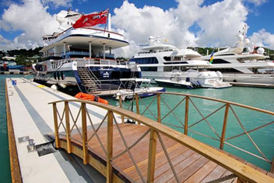 Парковка лодок и катеров